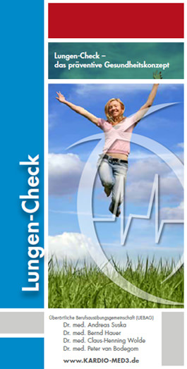 Lungen-Check Cover